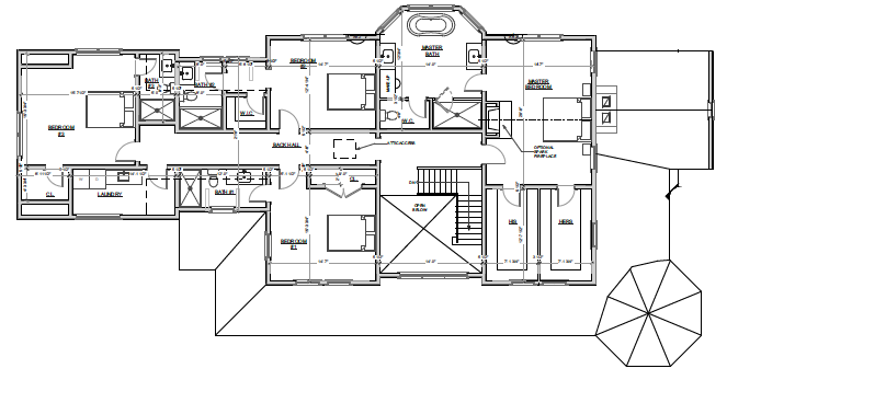 second-floor-buckthorne-elevation
